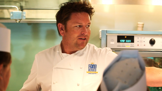 The Cookery Club with James Martin