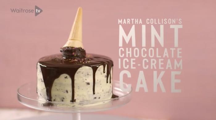 Baking Martha