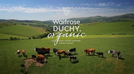 Waitrose Duchy Organic | Good food, good farming and good causes