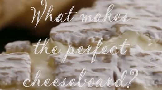 Cheeseboard perfection