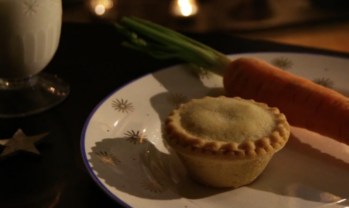 A special mince pie