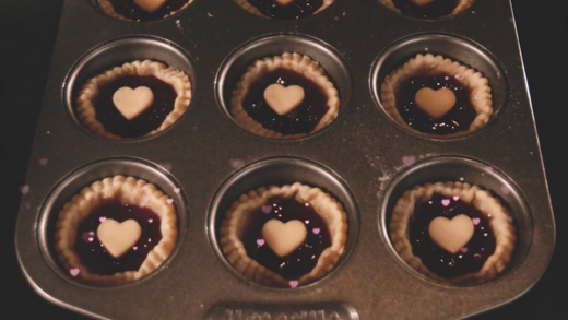 Valentine's tarts