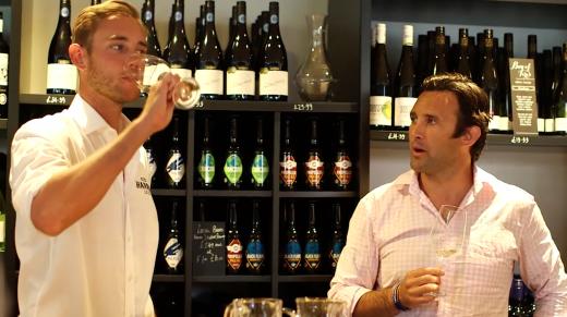 Stuart Broad talks wine for Hardys