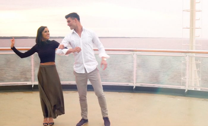 P&O Cruises | Strictly Come Dancing Onboard with Janette and Aljaž