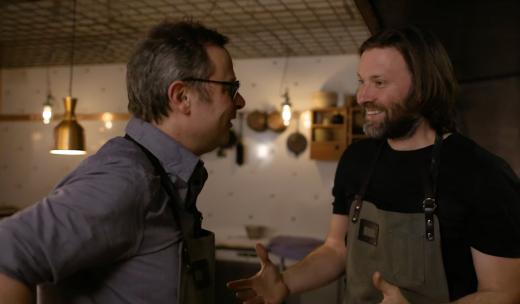 The Chefs' Chefs: Ekstedt