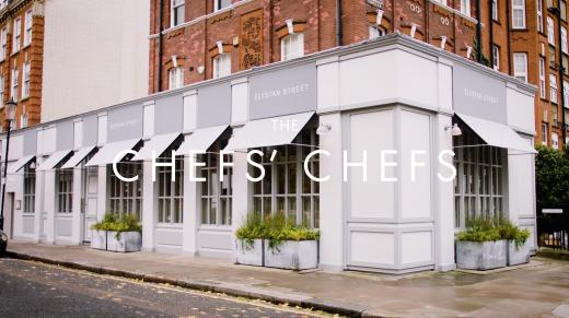 The Chefs' Chefs: Elystan Street   Teaser