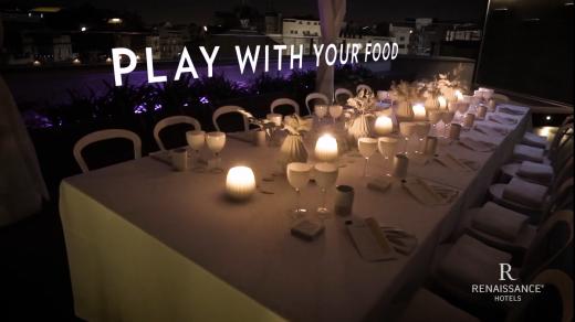 The Navigator's Table Global Dinner Series