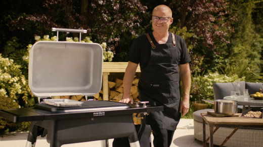 BBQ tips and recipes from Heston