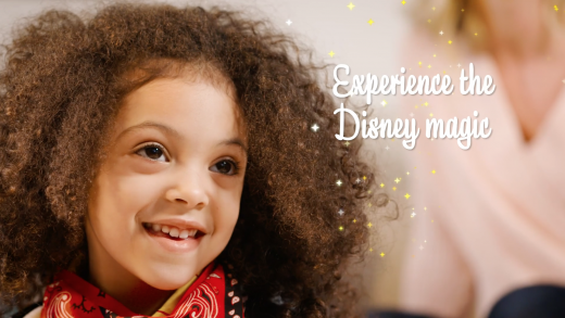 Experience the Disney magic