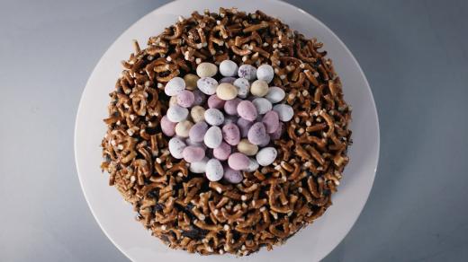 Martha's Chocolate Nest Bundt Cake | Waitrose & Partners