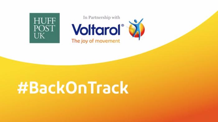 #BackOnTrack
