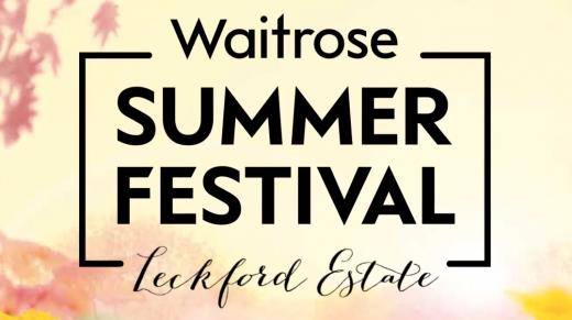 Waitrose Summer Festival 2017