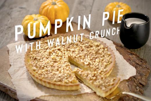 Sweet Pumpkin Pie