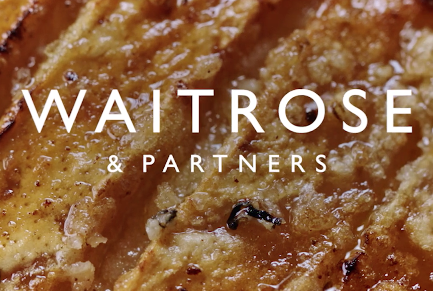 Get crackling… with Waitrose & Partners