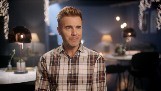 Gary Barlow chats about his exciting new role