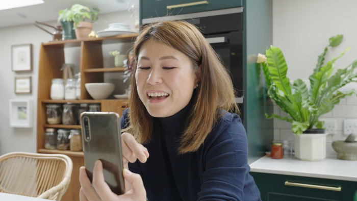 At Home with Ping Coombes