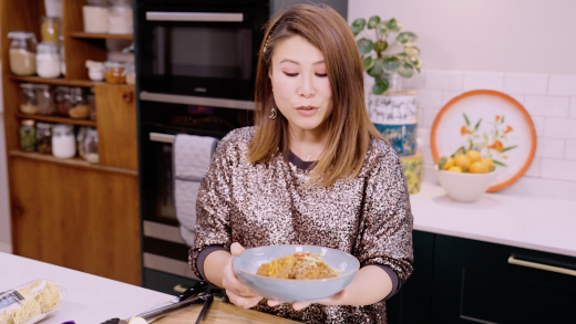New Year's Eve At Home with Ping Coombes
