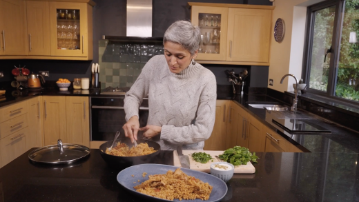 Back At Home with Chetna Makan