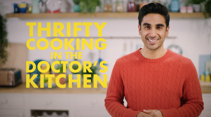 Thrifty Cooking in the Doctor's Kitchen
